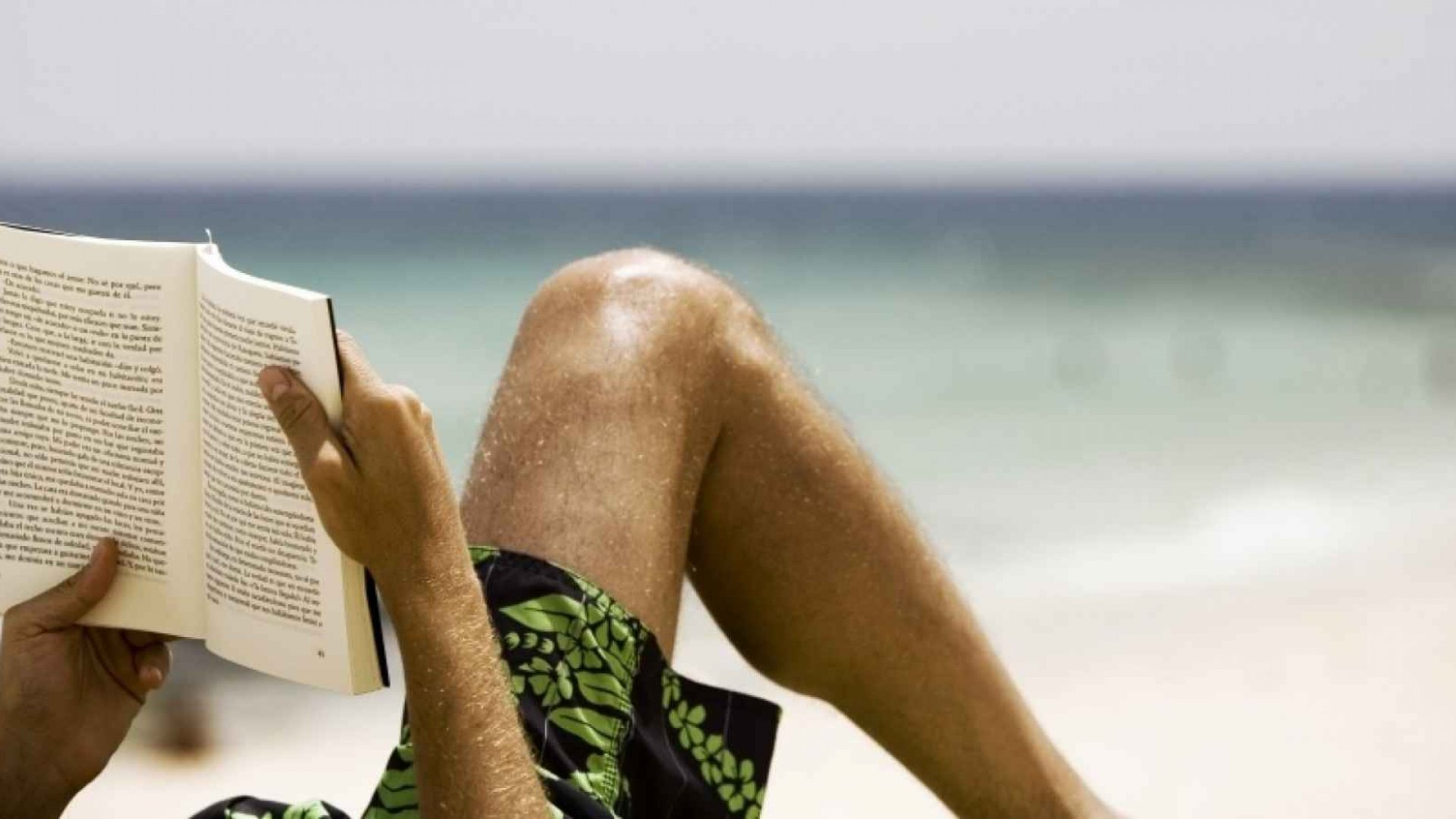 TED Speakers Recommend 8 Great Beach Reads
