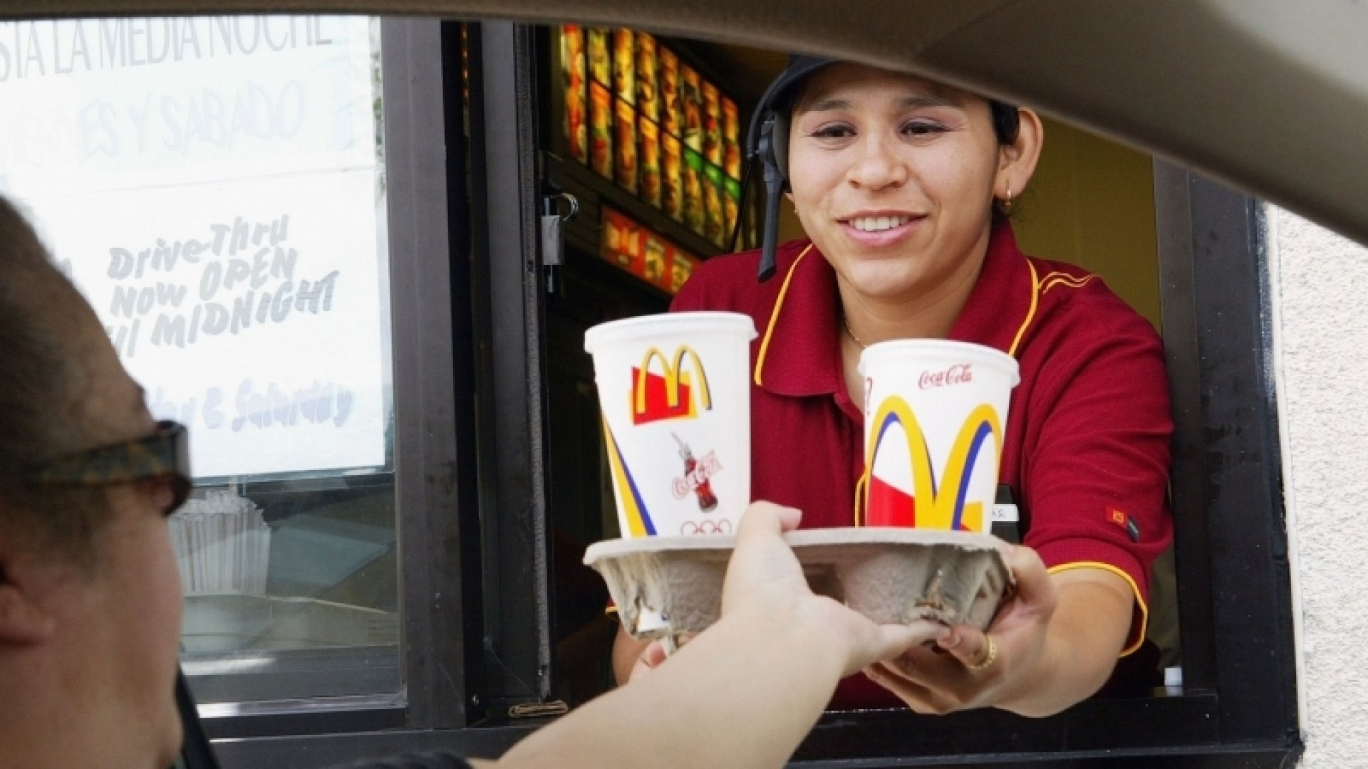 The Brilliance Behind the McDonald's 'Pay With Lovin'' Campaign