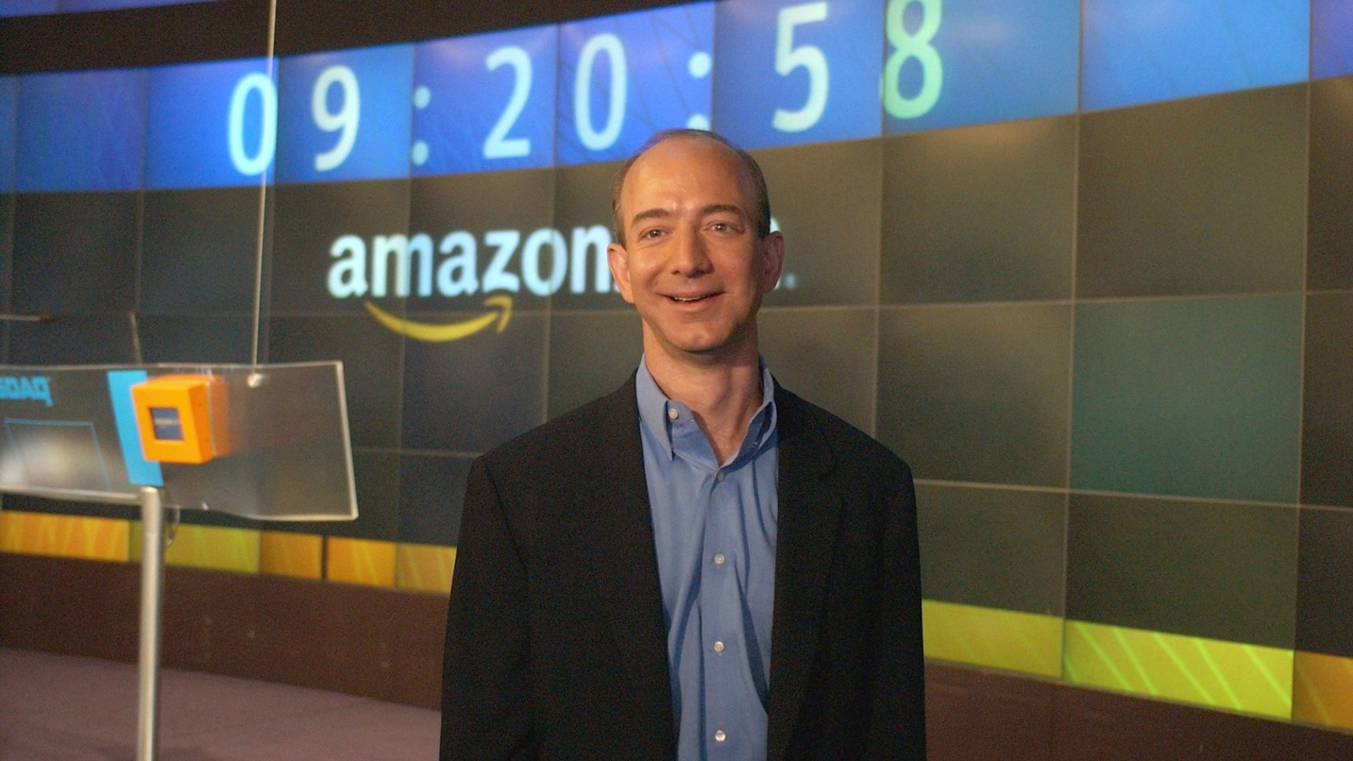 20 Years Ago, Jeff Bezos Gave an Interview Detailing Amazon's Killer Strategy--and It's Absolutely Brilliant