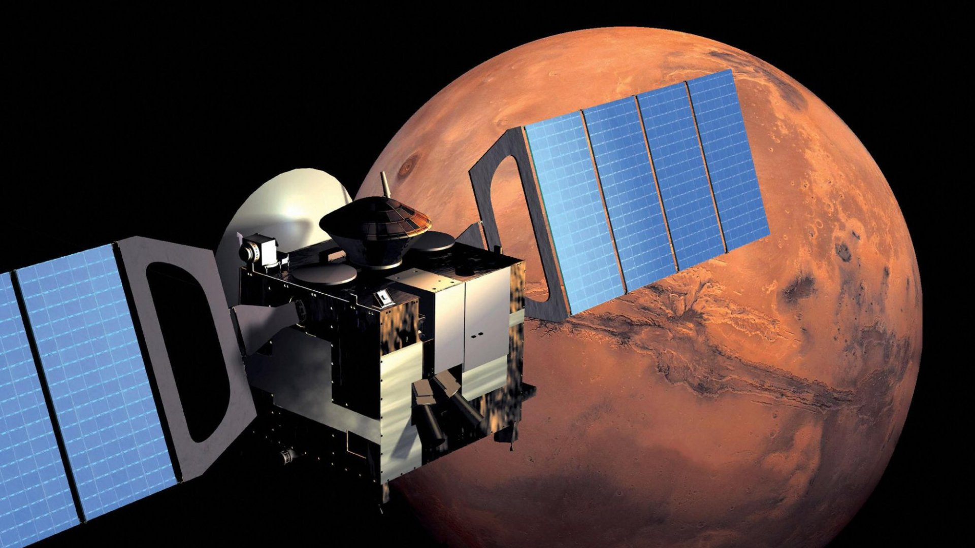 Congress Protects Mars Mission for Now; Companies Still Uncertain