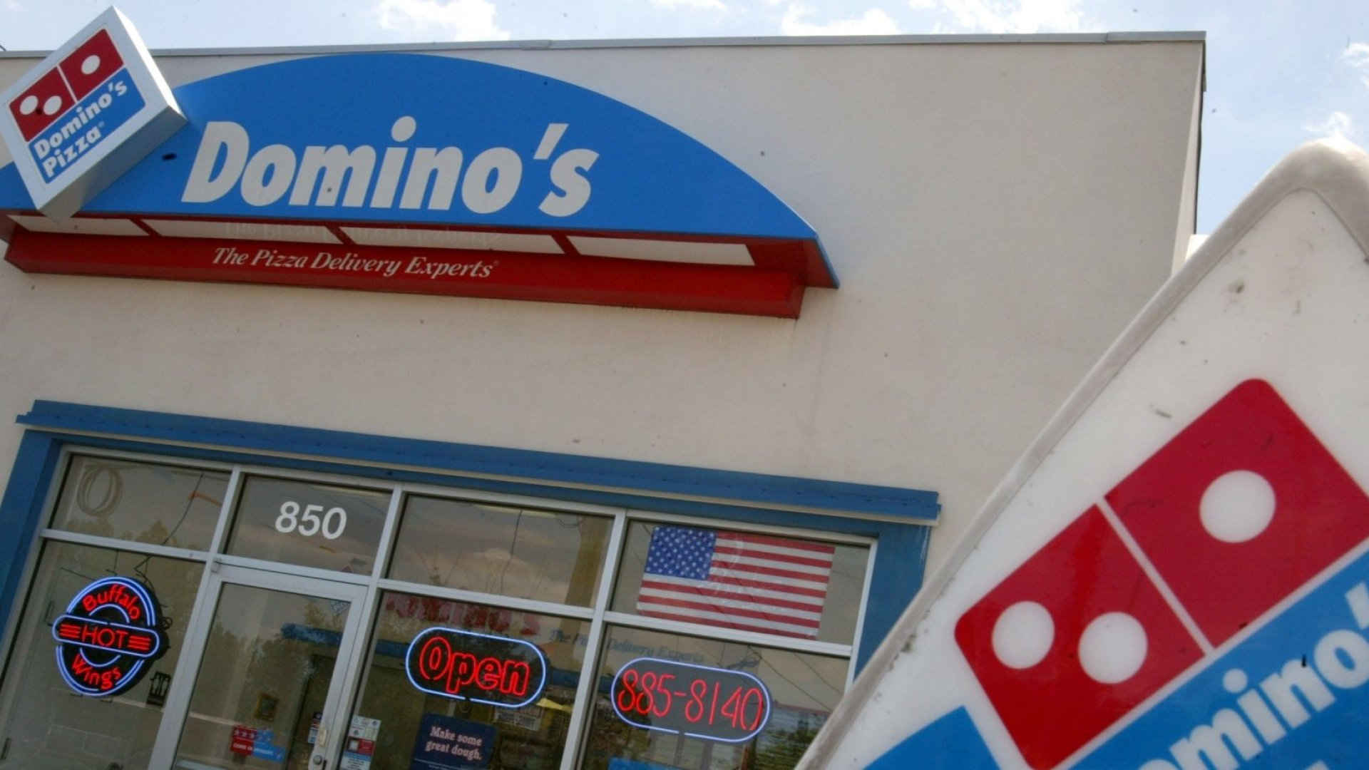 Domino's Offer: Get a Domino's Tattoo, Get Free Pizza for Life (Here's How That Worked Out)