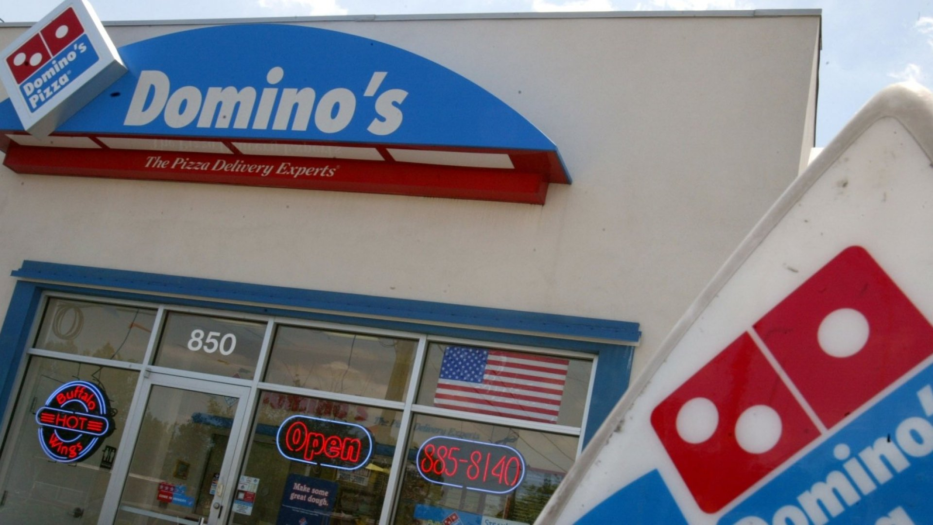 Domino's Pizza Just Revealed Something Very Strange and Surprising. (People Find It Funny, but It's Pretty Scary When You Think About It)