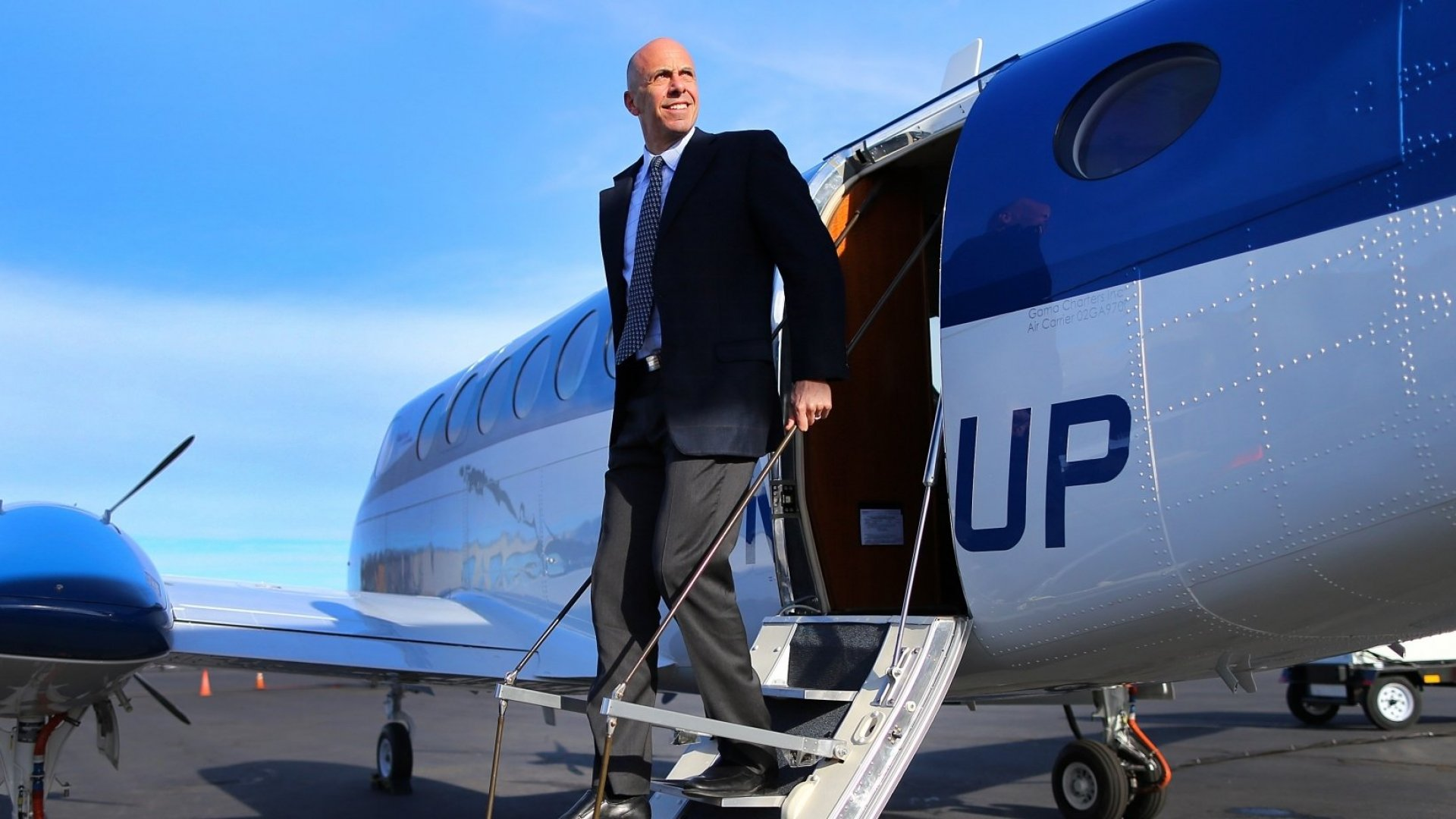 Wheels Up CEO: Make Private Aviation as Easy as Uber
