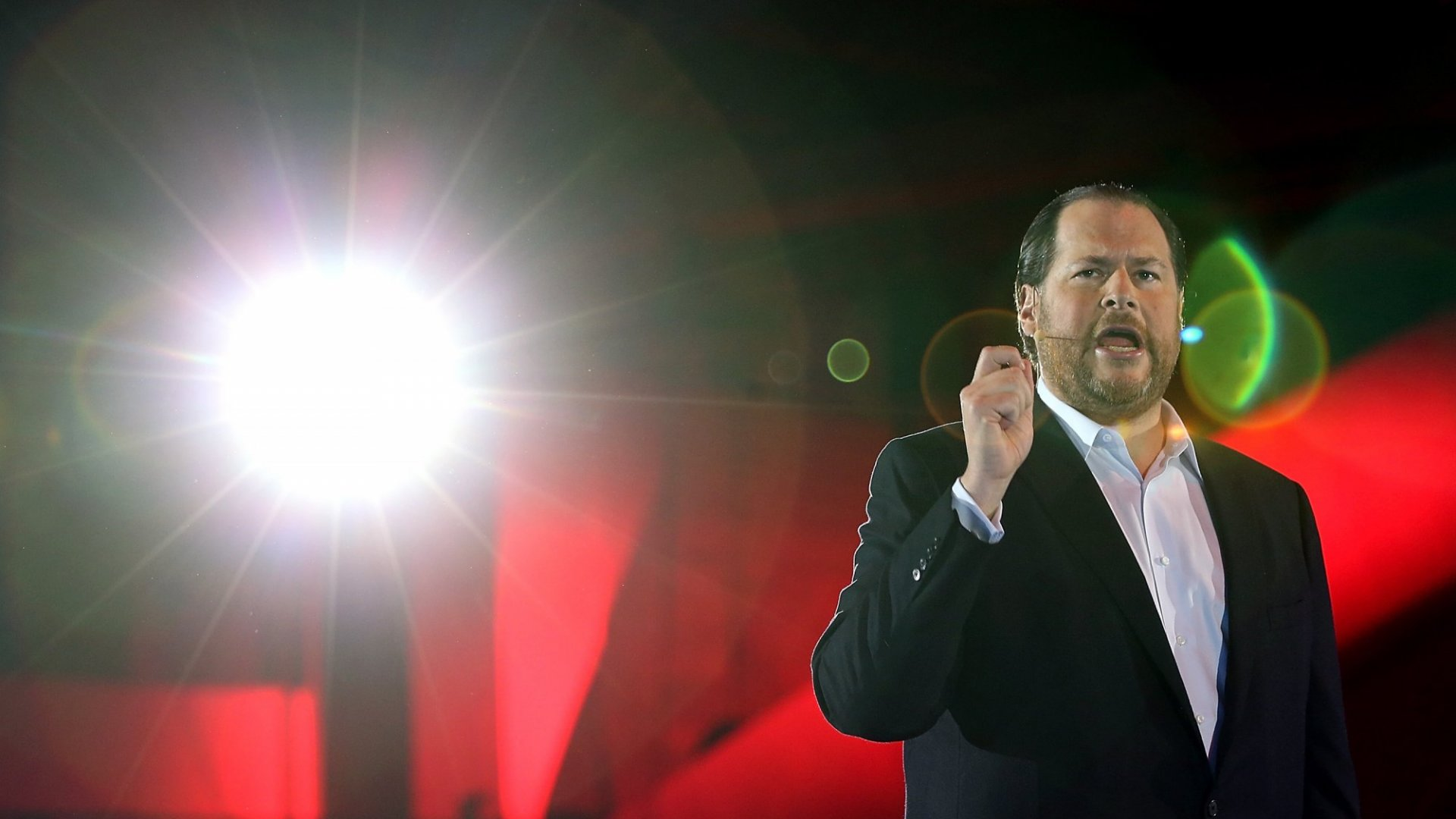 How Salesforce CEO Marc Benioff Is Taking a Stand Against Georgia's 'Religious Freedom' Bill