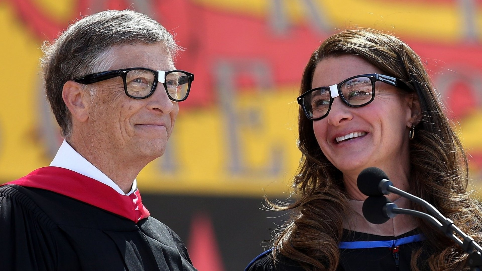 Melinda Gates Just Asked for 1 Thing in Commencement Speeches This Year (and It's Brilliant)