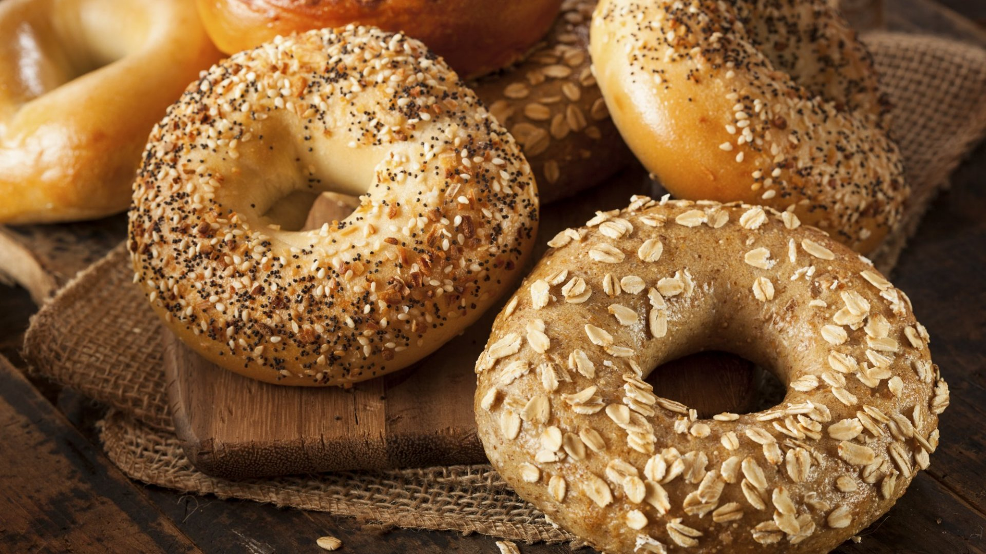 Come for the Bagels, Come Back for the Coupons