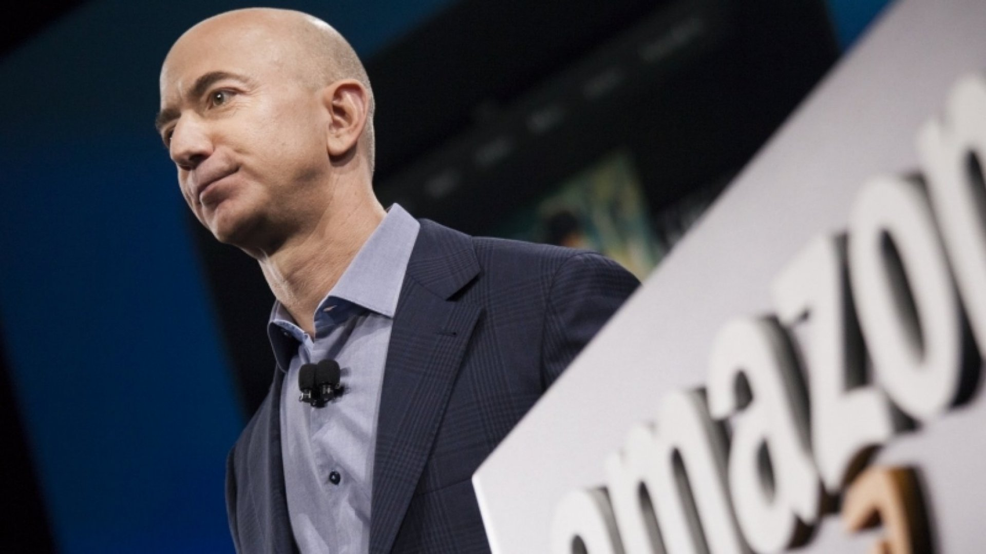 4 Success Lessons From Amazon's Jeff Bezos