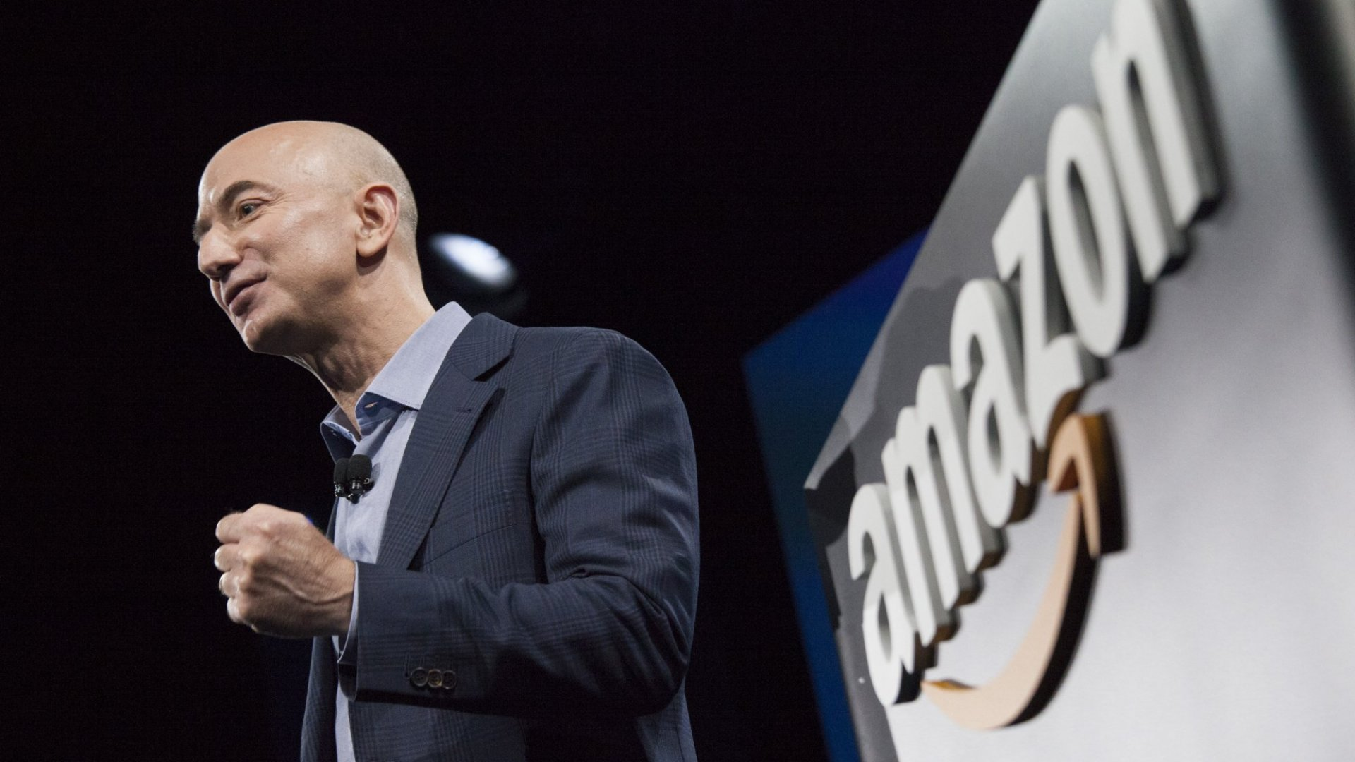 Amazon Is Going on a Hiring Spree
