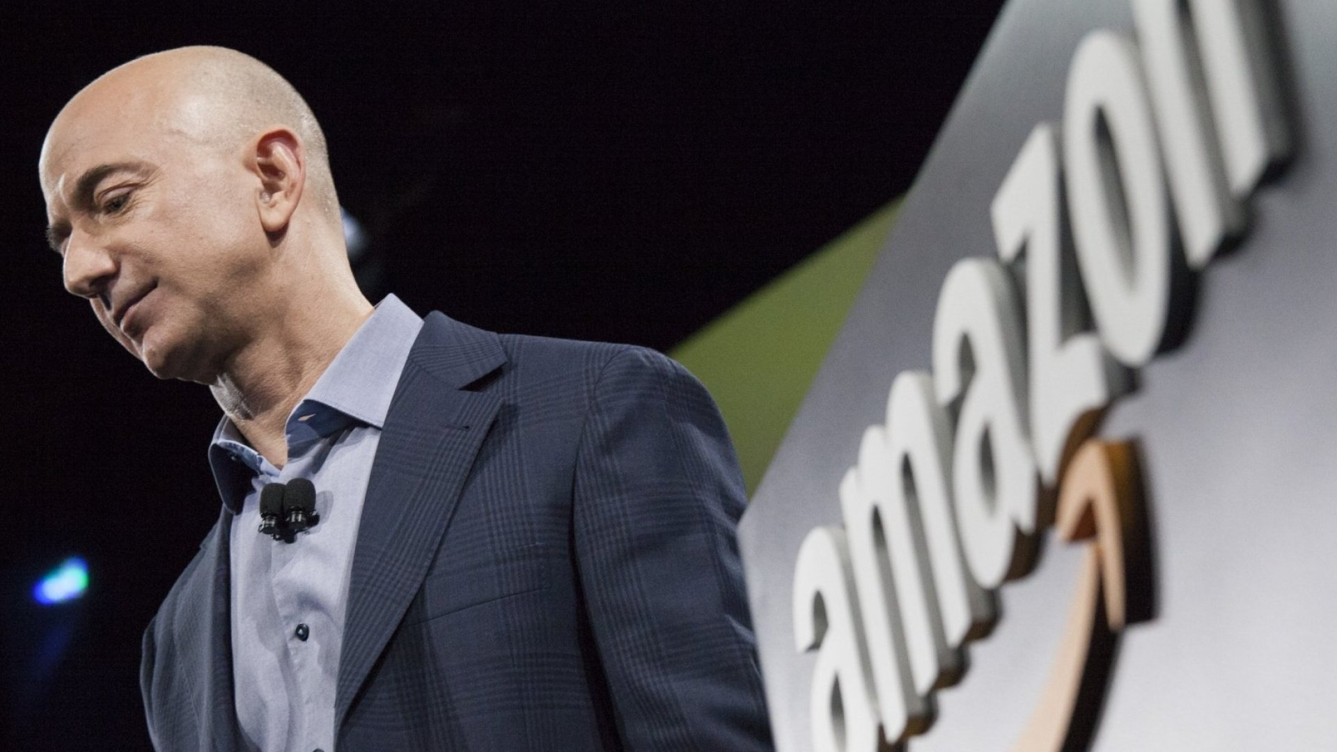 4 Simple Reasons Why Amazon's Jeff Bezos Sleeps Well Every Night