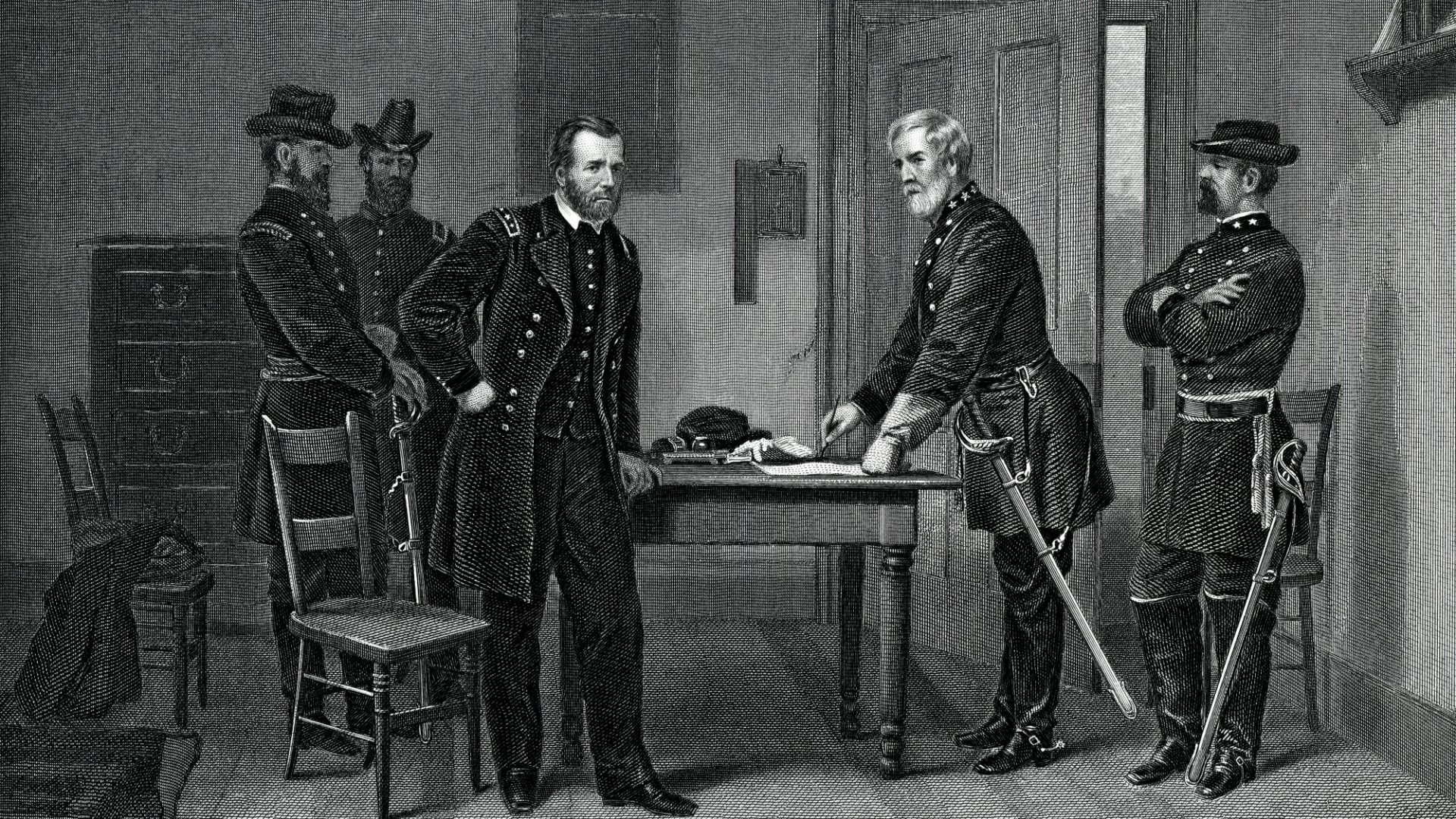 7 Negotiation Lessons From Ulysses S. Grant and Robert E. Lee at Appomattox