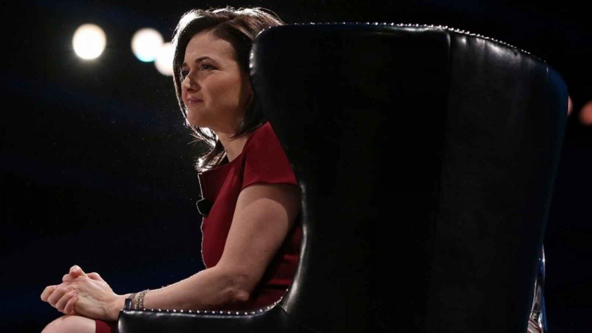 Sheryl Sandberg's 3 Secrets to Building a Great Company Culture