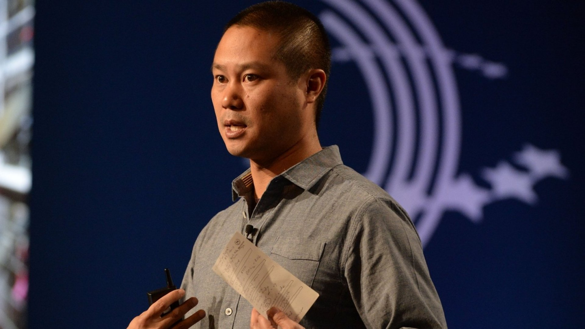 Zappos's Tony Hsieh Says This Is the Biggest Misconception About Holacracy
