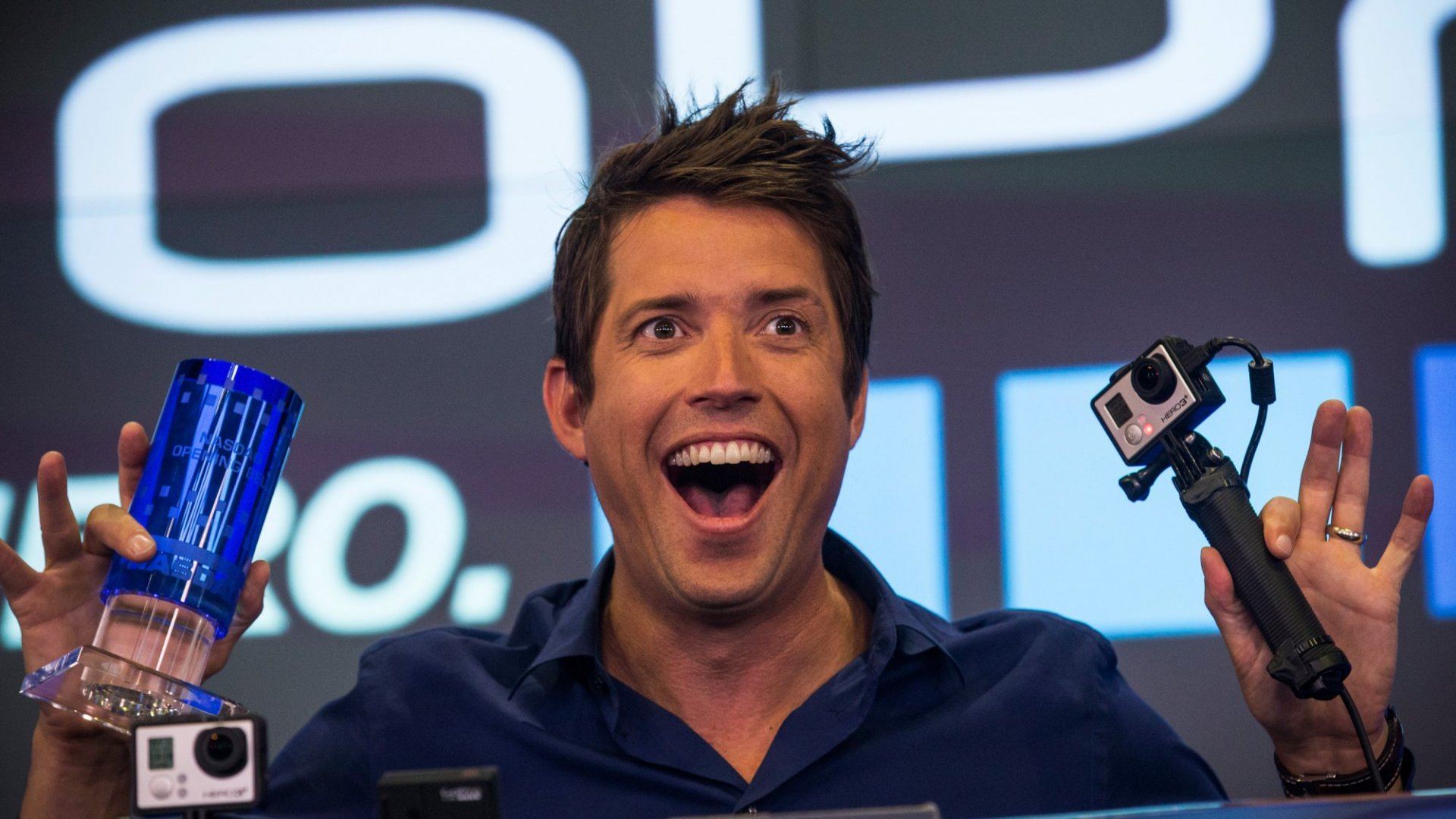 GoPro Reports $14.7 Million Profit in Q3 Results
