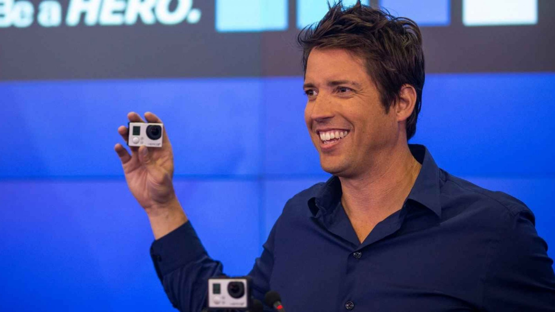 GoPro Reports Lower Than Expected Quarterly Losses
