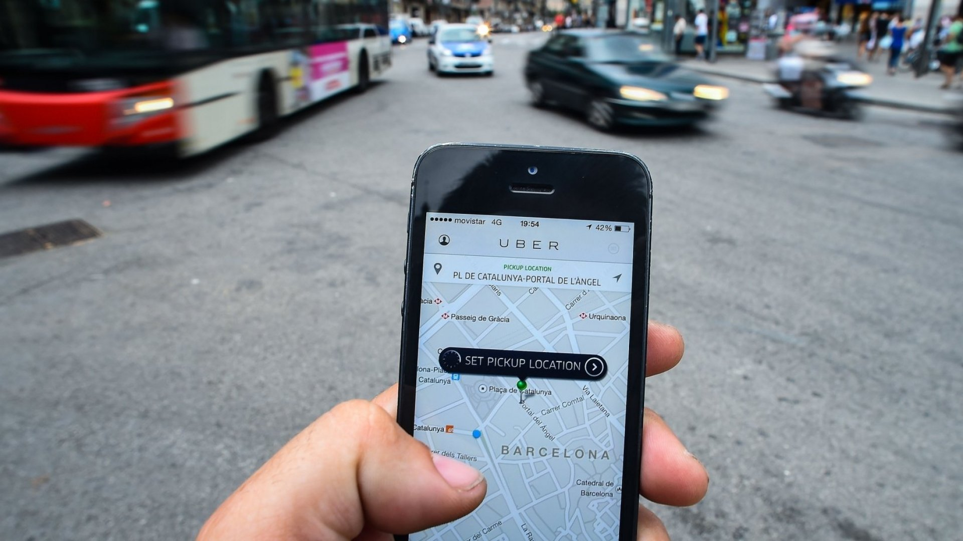 A Study of Uber Drivers 'Completely Explains the Gender Pay Gap'