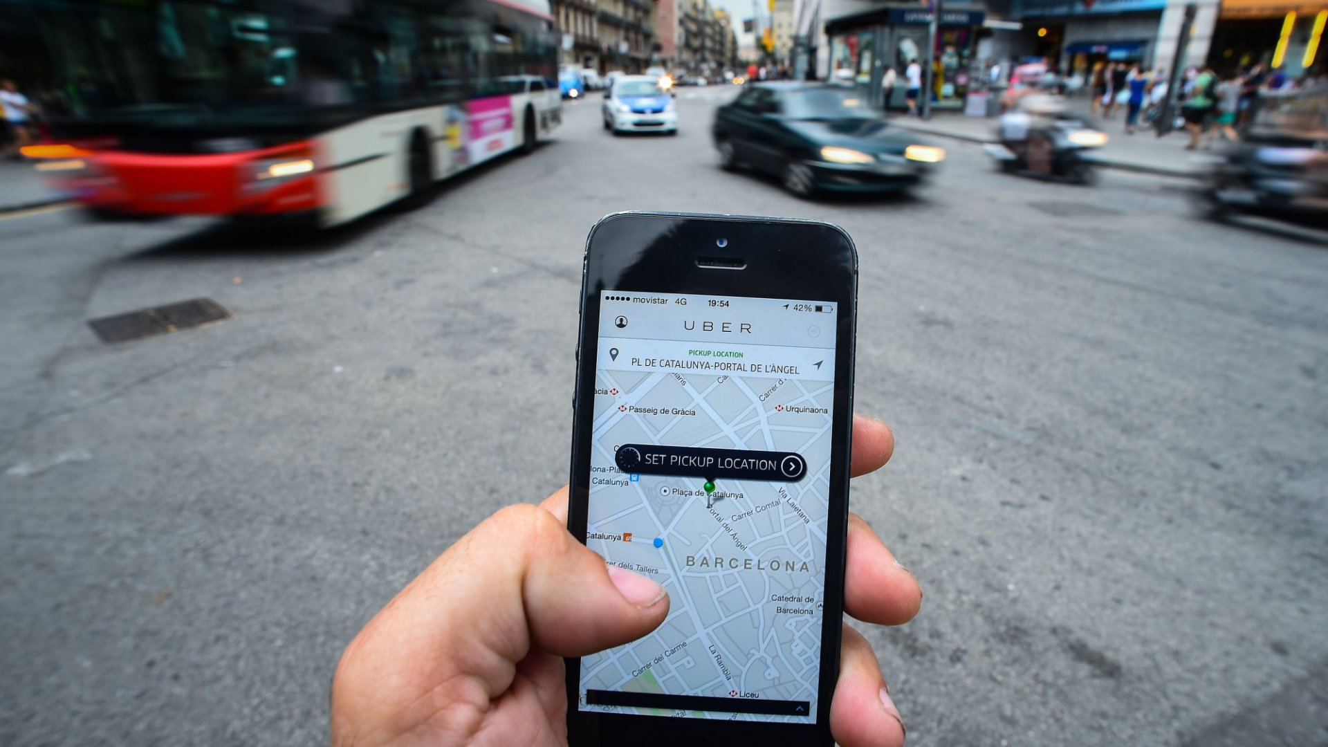 4 Design Challenges Uber Had to Overcome to Take Its App Global