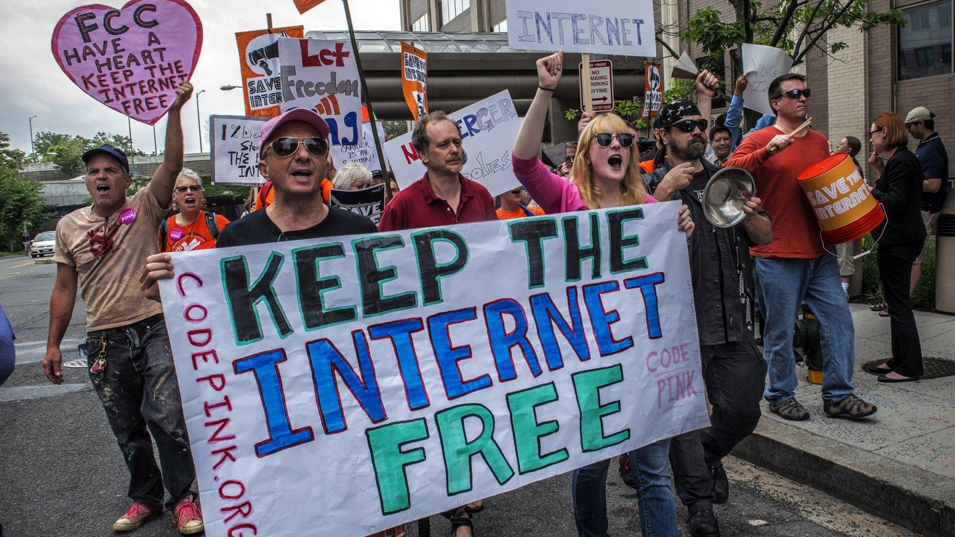 The Grim Future of the Open Internet Under Trump