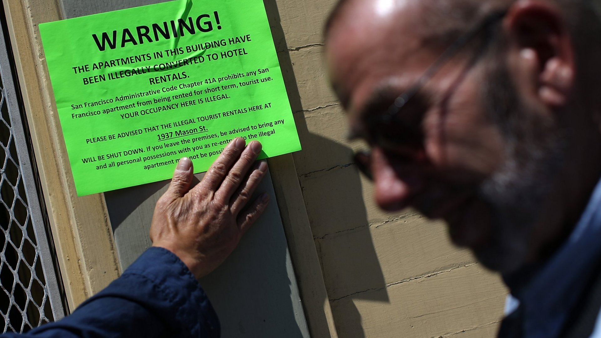 Airbnb Battles Hostile Ballot Measure in San Francisco