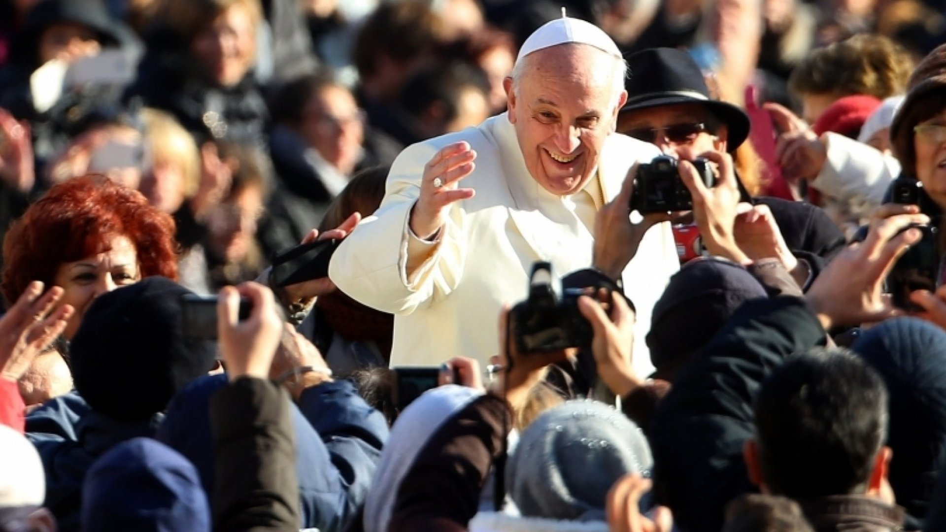 7 Surprising Traits That Make the Pope So Popular