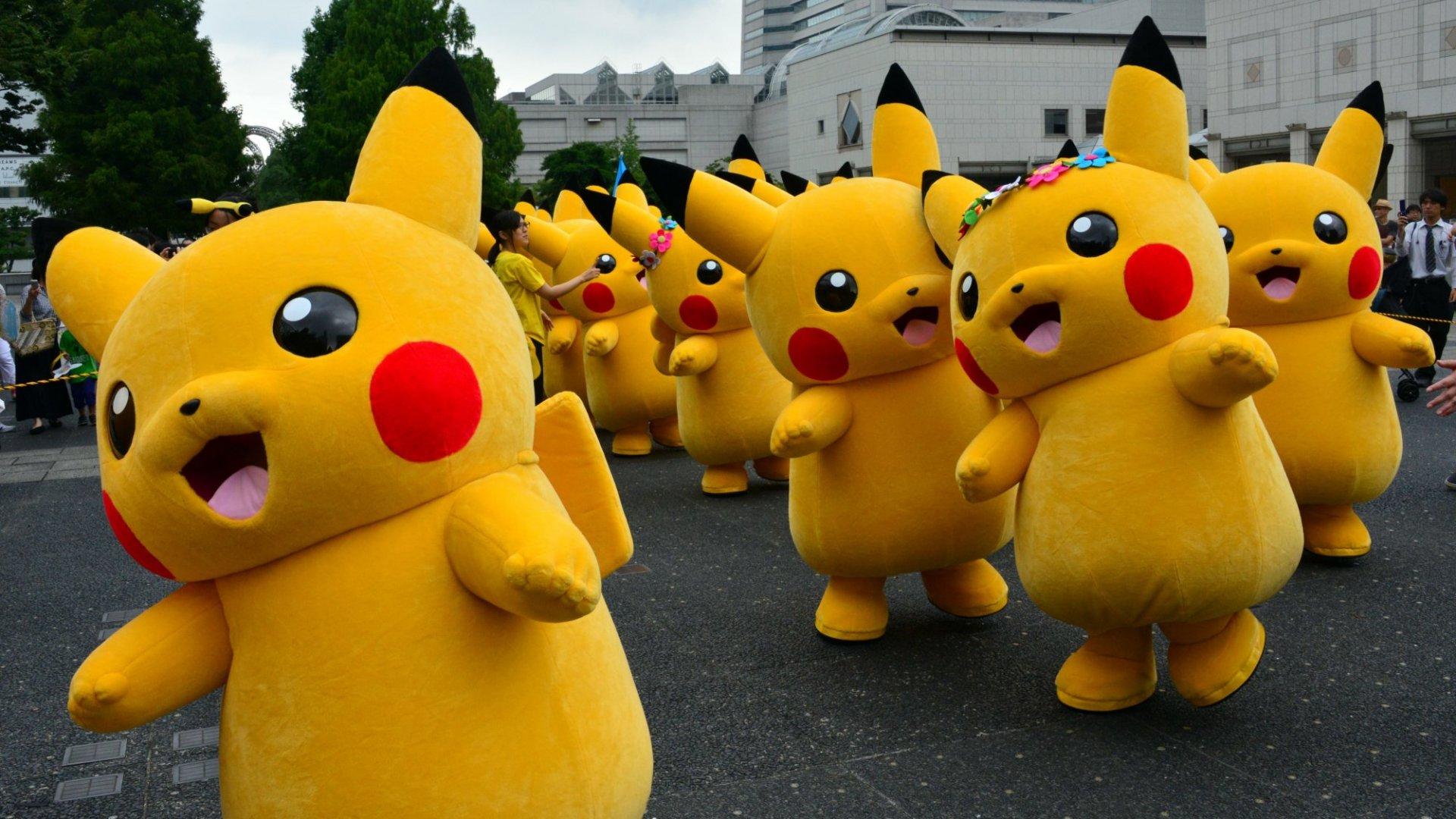 Pokemon Go Has Something To Teach You