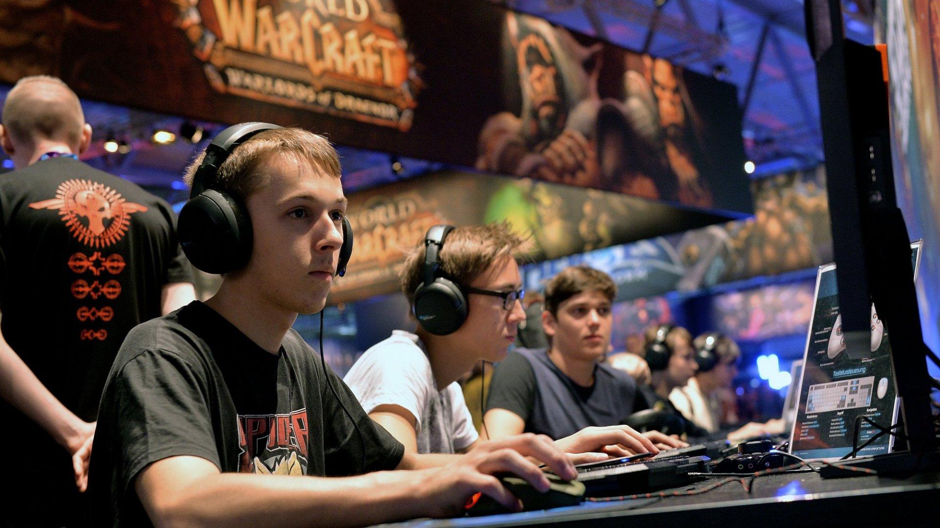 10 Ways The World of Warcraft Is Identical To The World Of Entrepreneurship