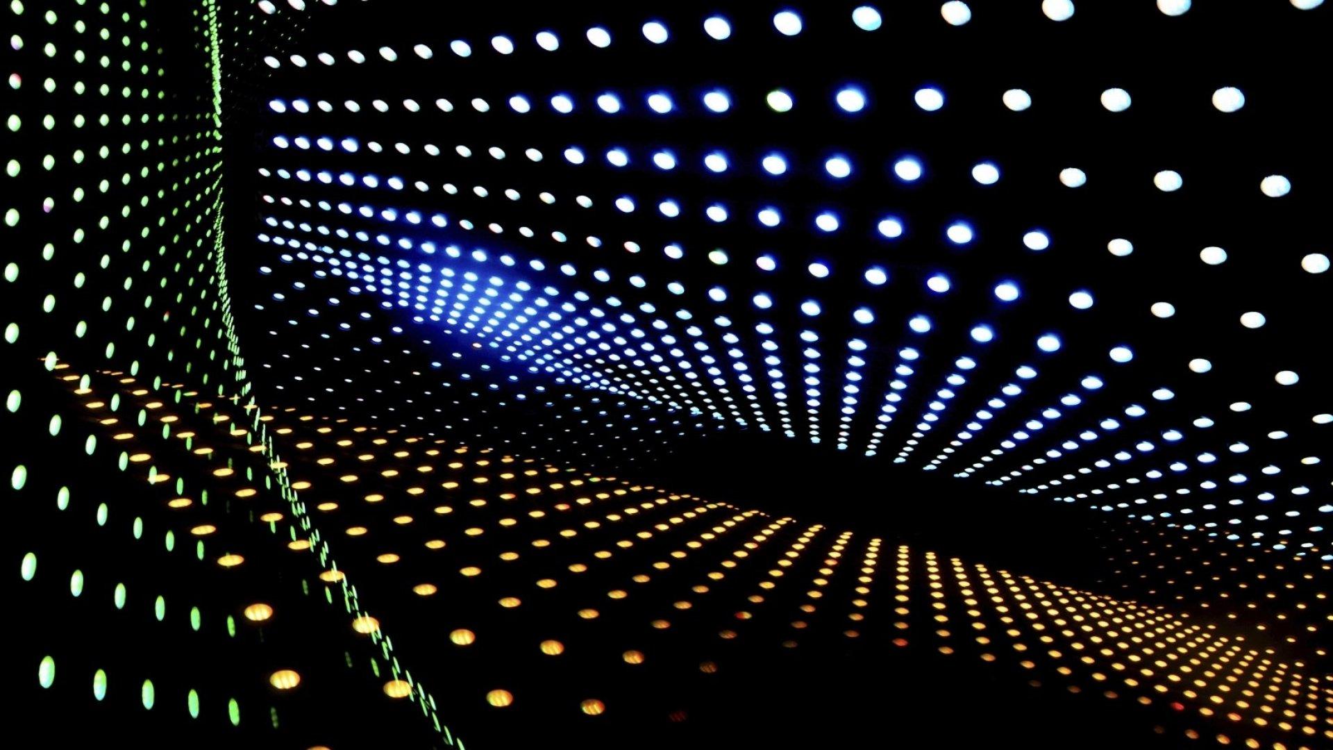 Meet Li-Fi, the Breakthrough Technology That's 100 Times Faster Than Wi-Fi