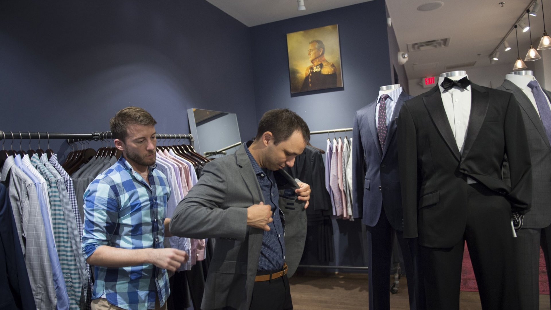 The Secret to Retail Success? No Stock or Inventory