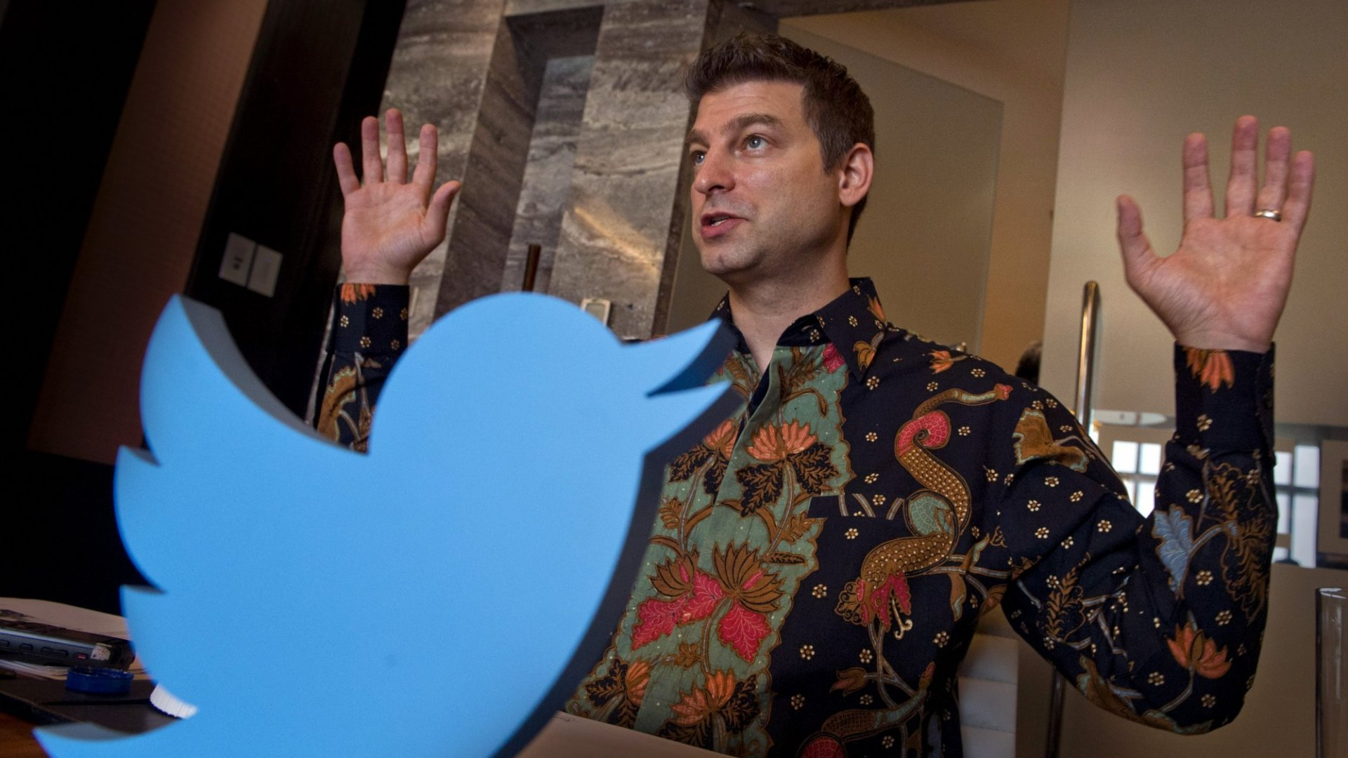 Why Twitter's Chief of Operations Is Stepping Down