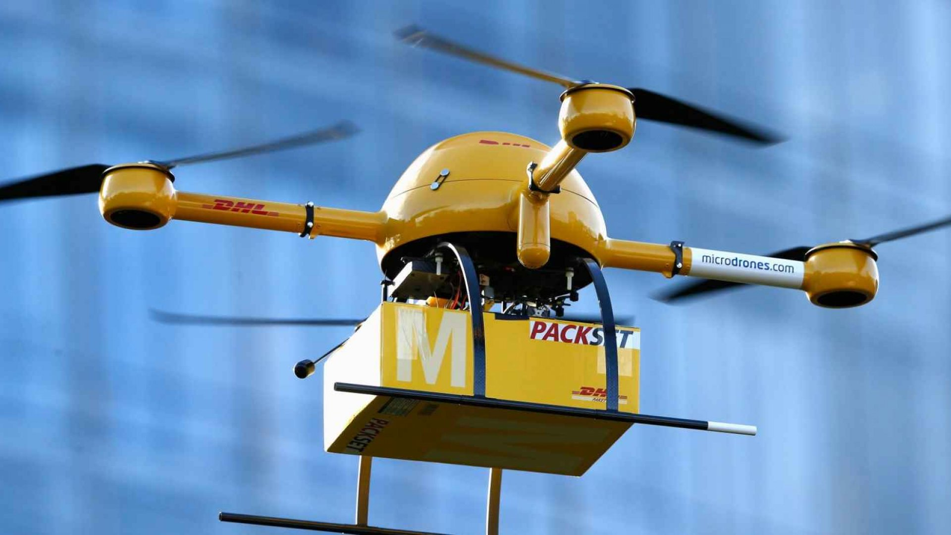 Delivery by Drone in 30 Minutes? Amazon Says It's Coming