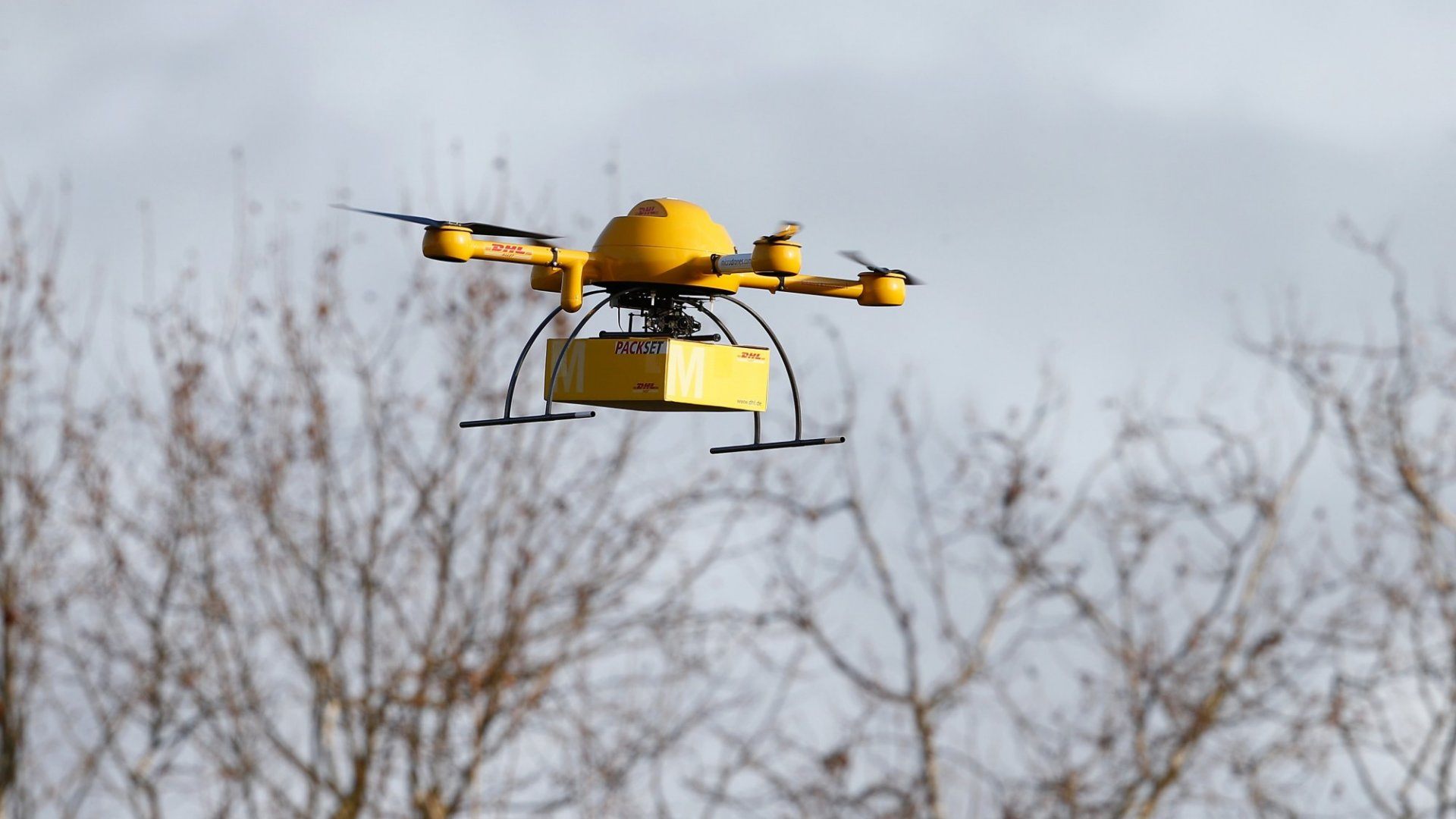 Why Amazon's and Google's Delivery Drones Can't Get Off the Ground