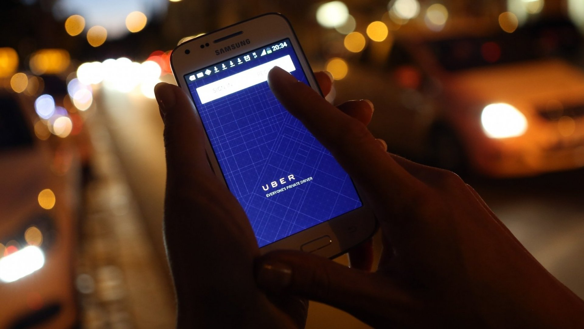 Uber Is Launching a New App That Matches Freelance Workers With Businesses