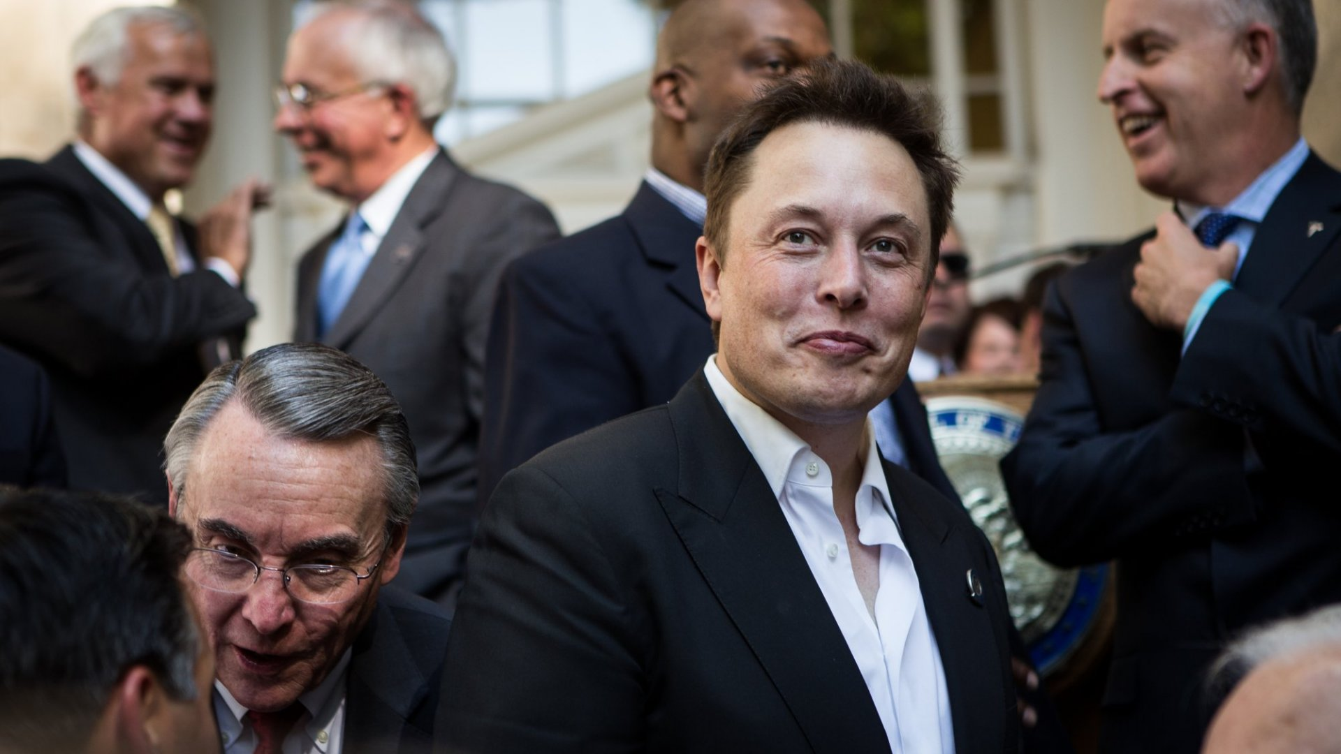 According to the SpaceXCo-Founder, This Is Why Elon Musk Is Wildly Successful