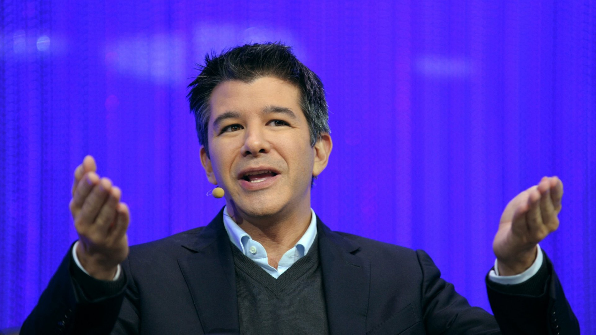 To Save Uber, Travis Kalanick Has to Stop Acting Like He Is Uber
