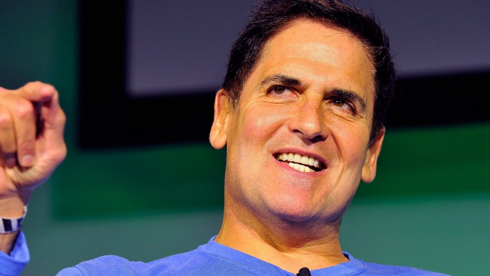What the Interest in Mark Cuban as Vice President Says About Us