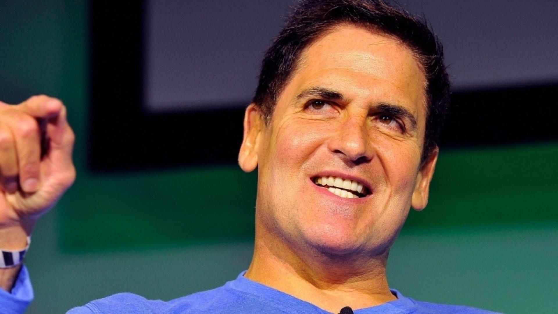 Billionaire Mark Cuban's Unusual Tech Investment Strategy