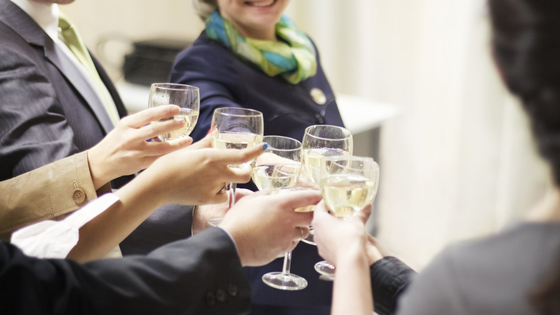 13 of the Worst Mistakes You Can Make at Your Office Holiday Party