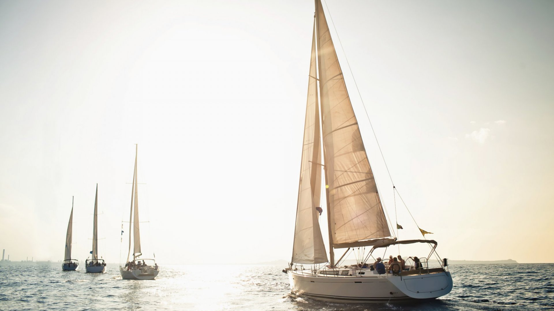What Sailing Around the World Can Teach You About Success