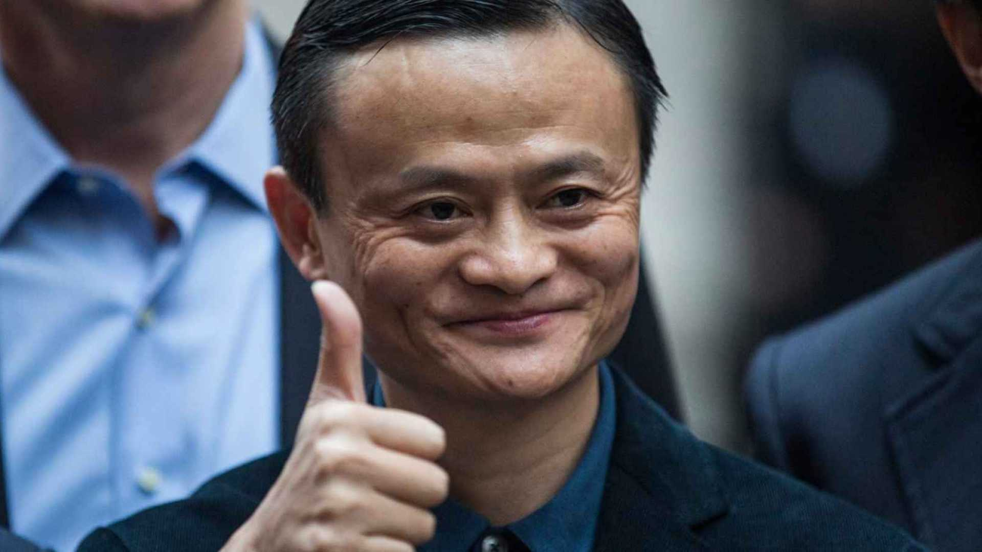 Nobody Failed Harder Than Jack Ma, and Then He Founded His $180B Company