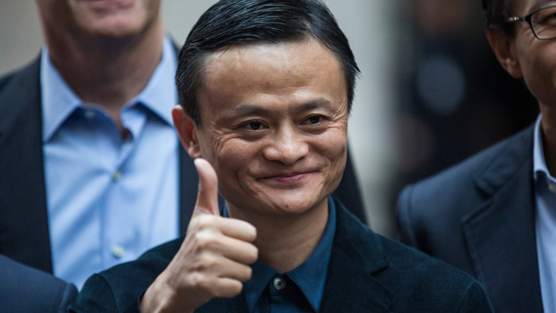 Jack Ma Made a Fool of Himself Last Week.  Smart Move