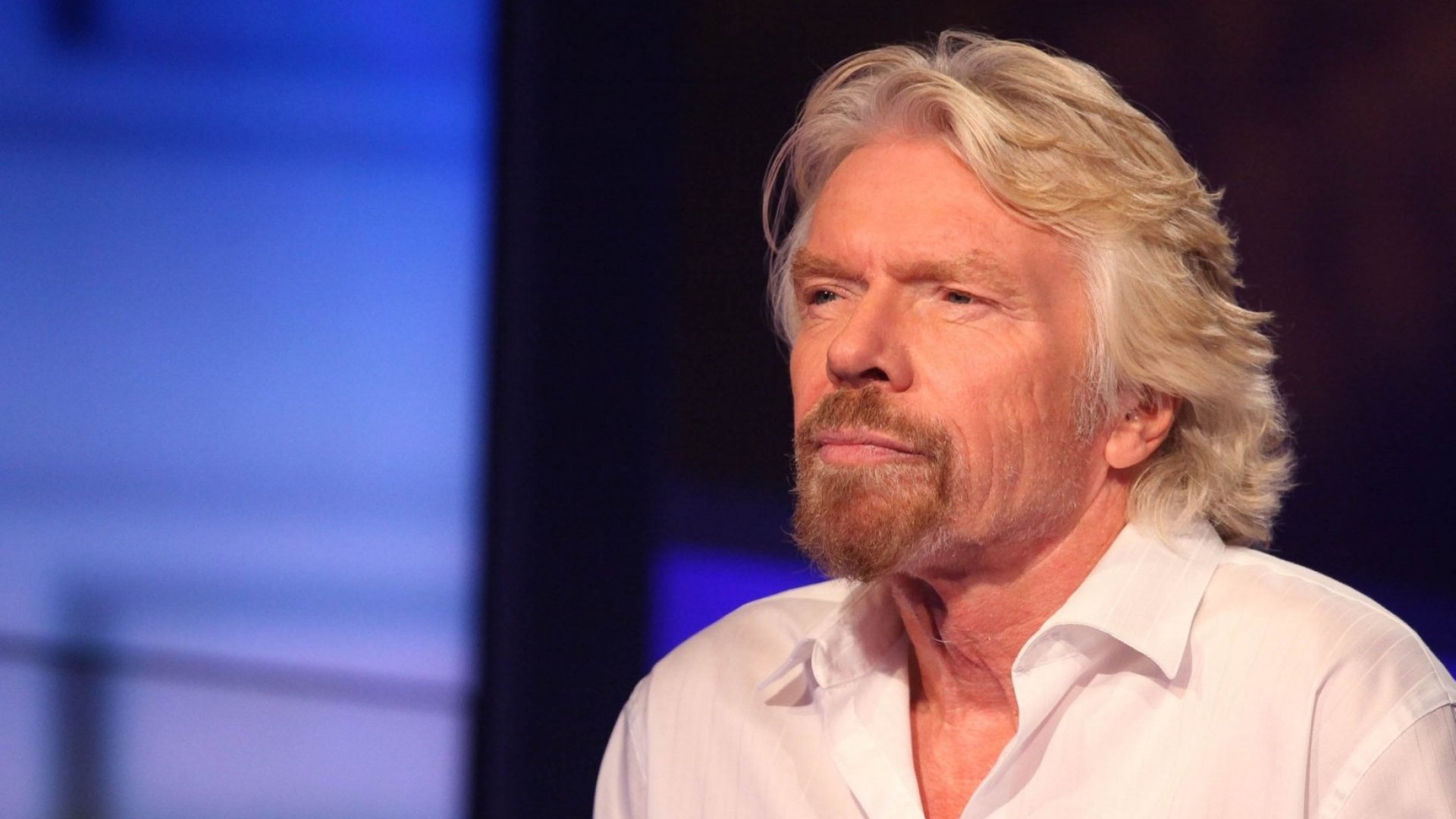 Richard Branson Says Lunch With Trump Left Him 'Disturbed and Saddened'