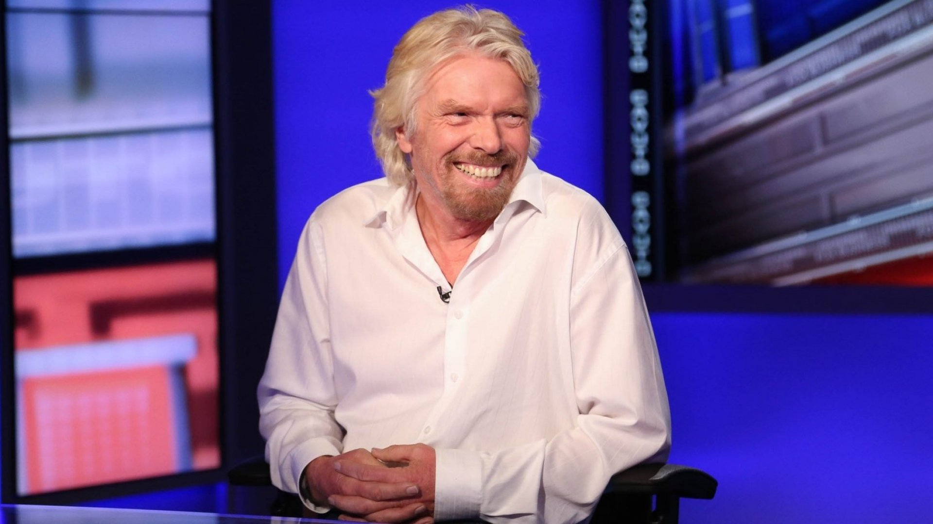 Richard Branson Just Hinted That He's Getting Involved With the Hyperloop