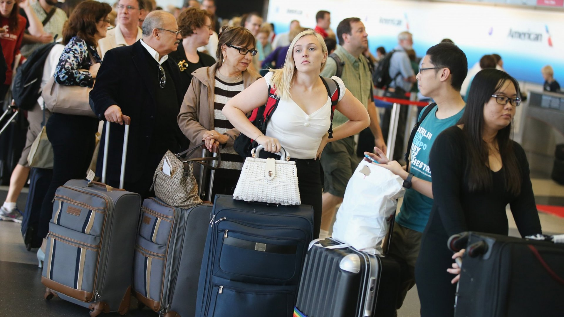 Did You 'Use the Lavatory?' 'Carry a Smartphone?' Have a 'Strong Body Odor?' The Federal Air Marshals Want to Know