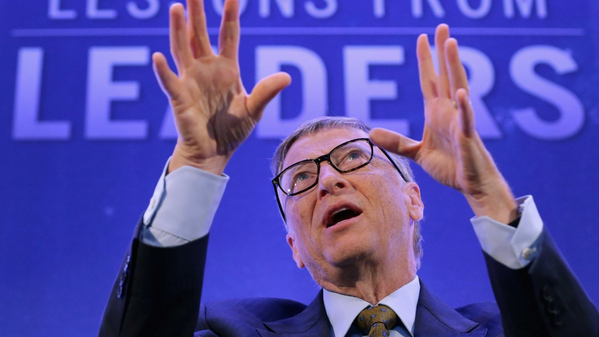 Bill Gates Says These Are His 13 Favorite TED Talks of All Time