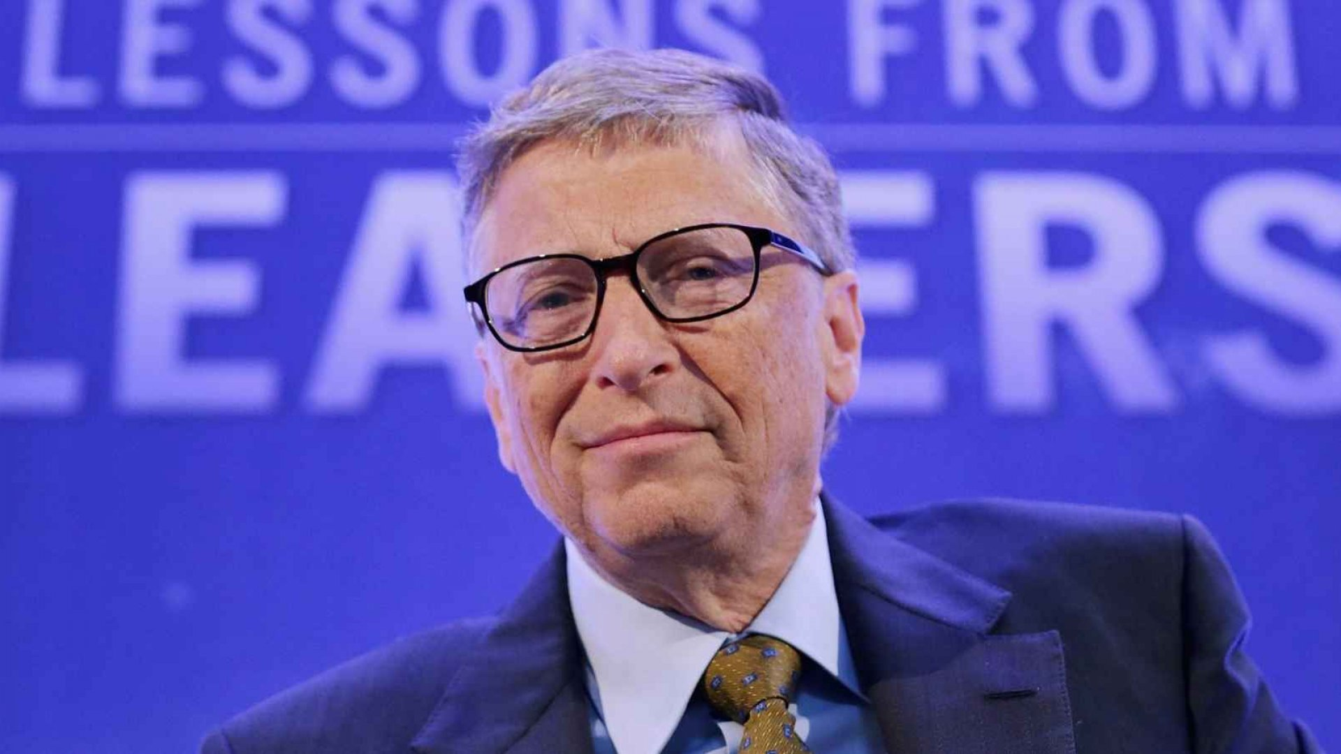 Bill Gates had a lot to say about running a business, not just how to do tech.