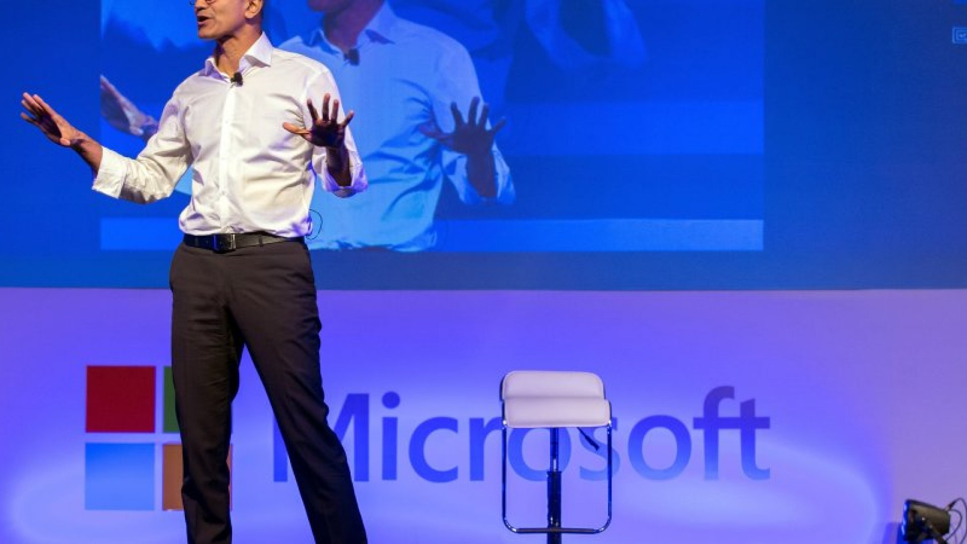 Triumph of the Uncool: Mediocre Microsoft Ain't Going Anywhere