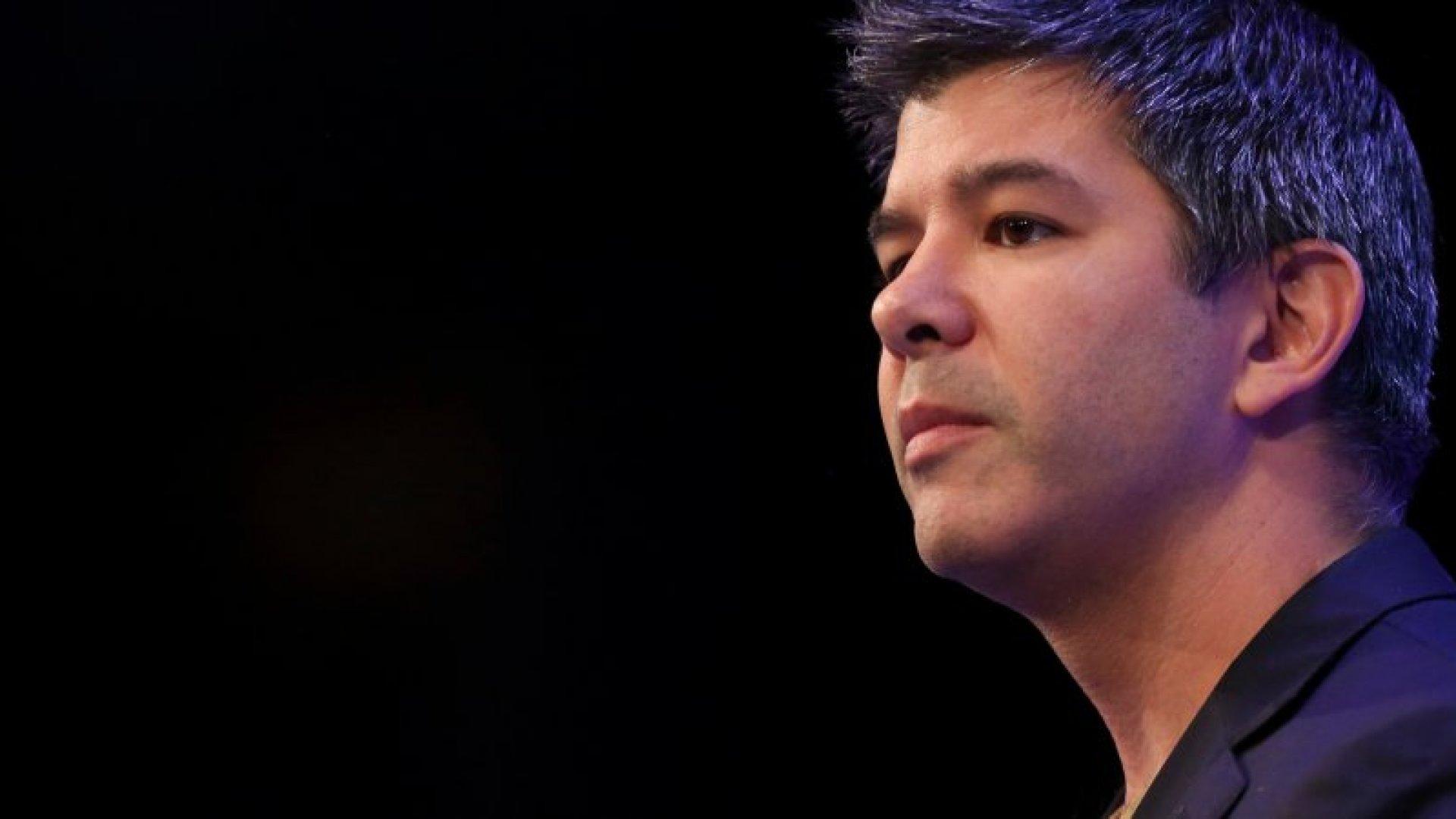 Uber CEO Travis Kalanick Admits He Tried to Sideline Lyft's Fundraising
