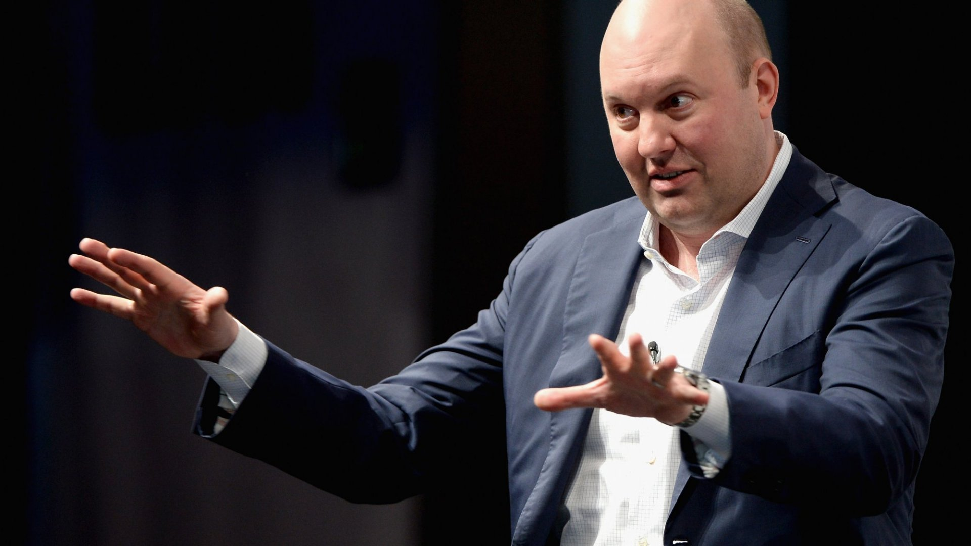 Marc Andreessen Predicts Future Wave of Big Exits for Tech Startups