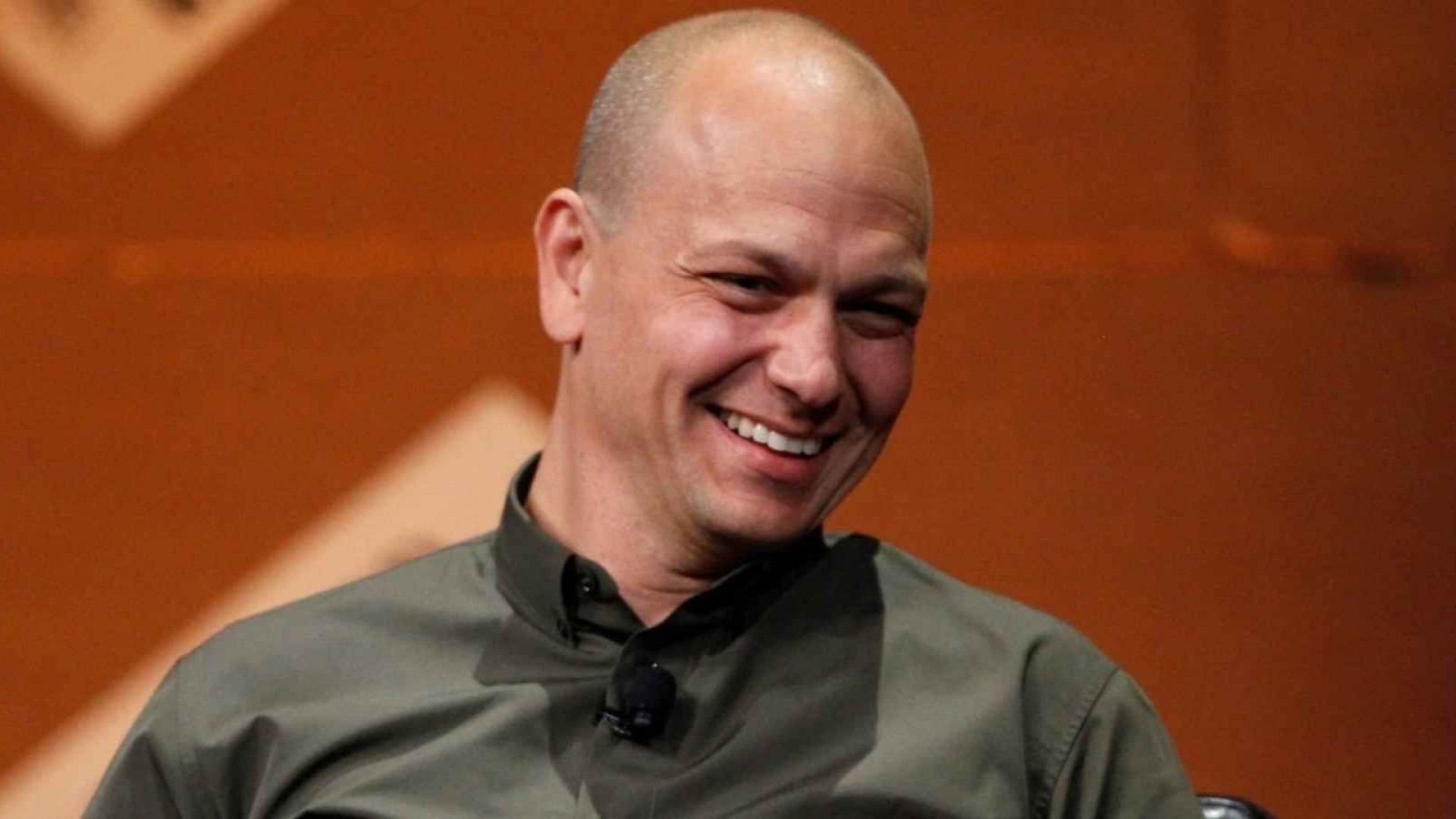 Nest founder Tony Fadell.