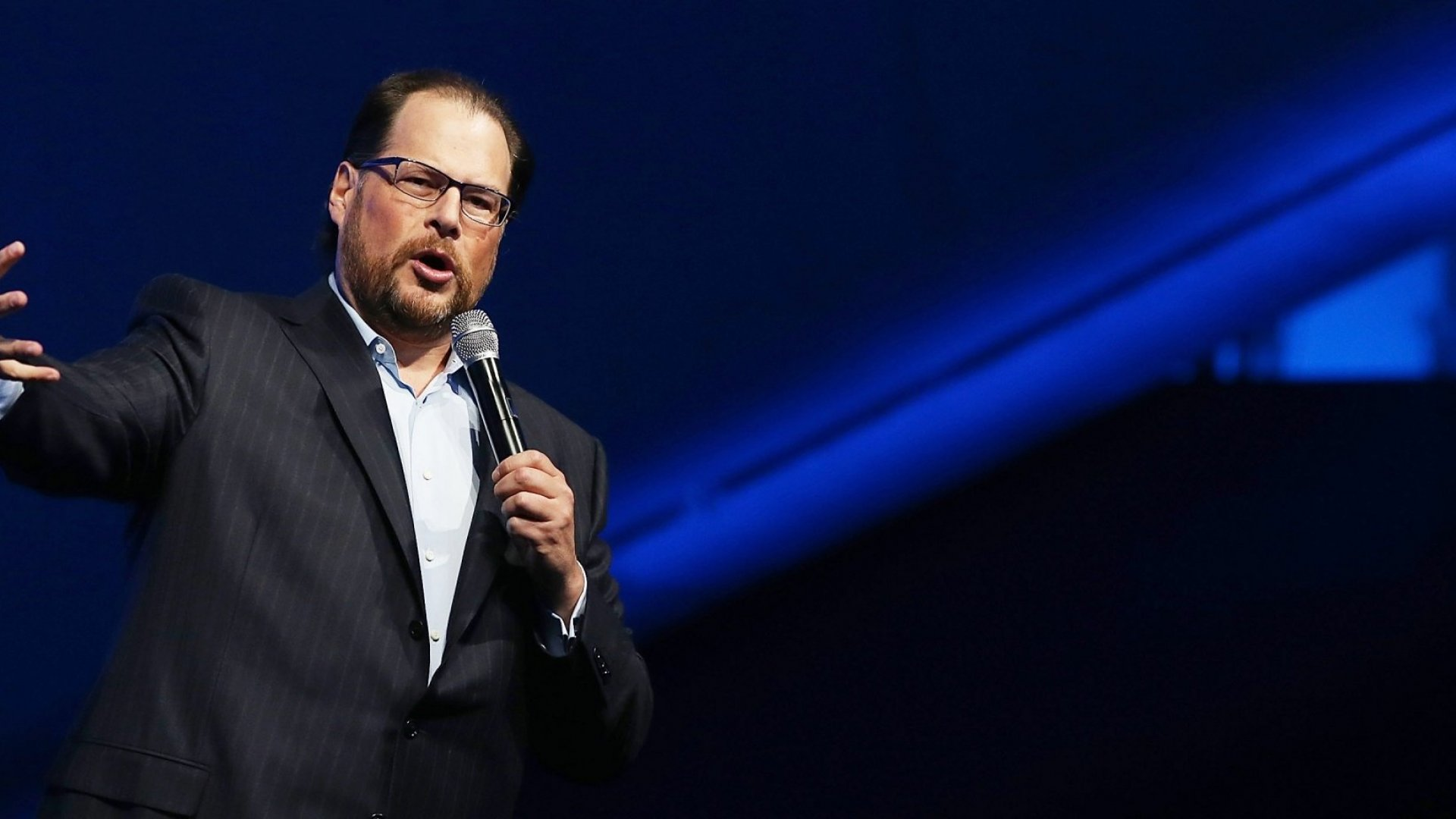 Marc Benioff Says This 1 Tactic  is the Key to Salesforce's Success. Here's How to Use It