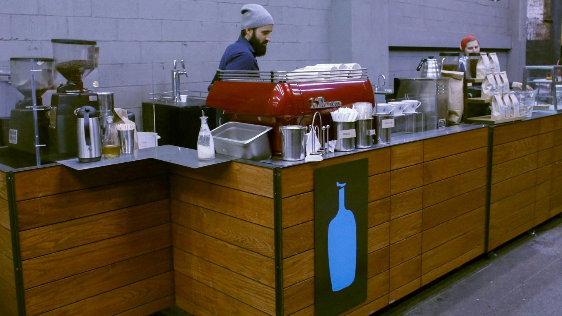 Why Blue Bottle Coffee Is Shutting Down Its Wholesale Division